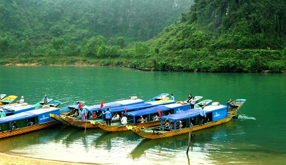 Kết quả hình ảnh cho Phong Nha Boat and Biking Tour