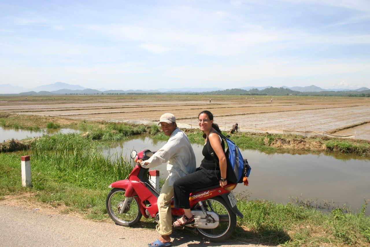 phong Nha -motorbike-tour