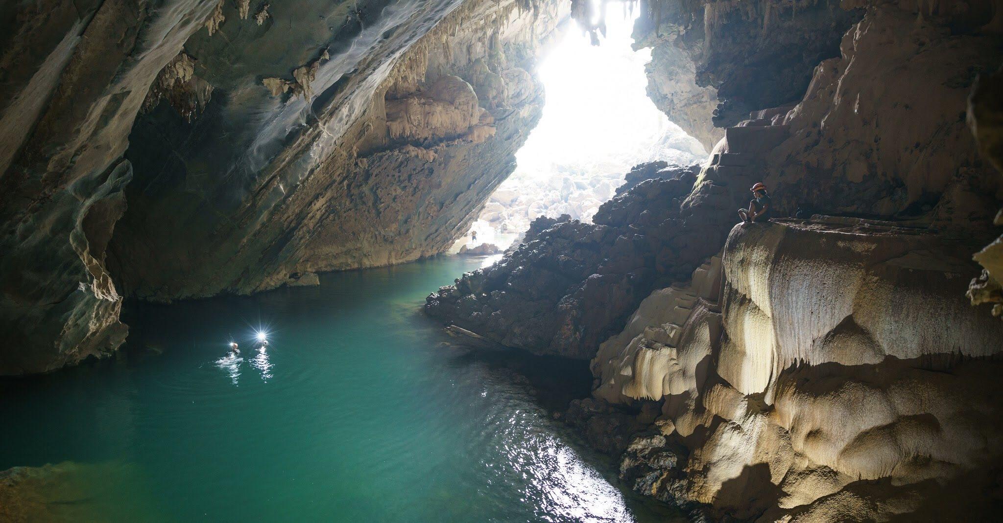 Tra ang cave
